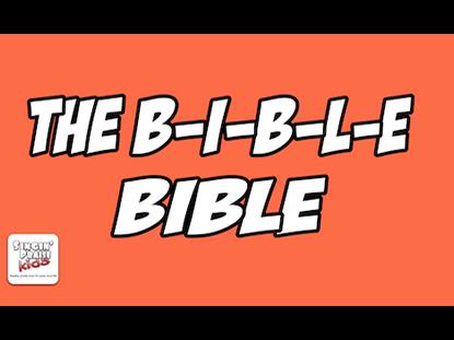 THE B-I-B-L-E BIBLE