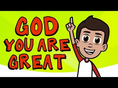 GOD YOU ARE GREAT