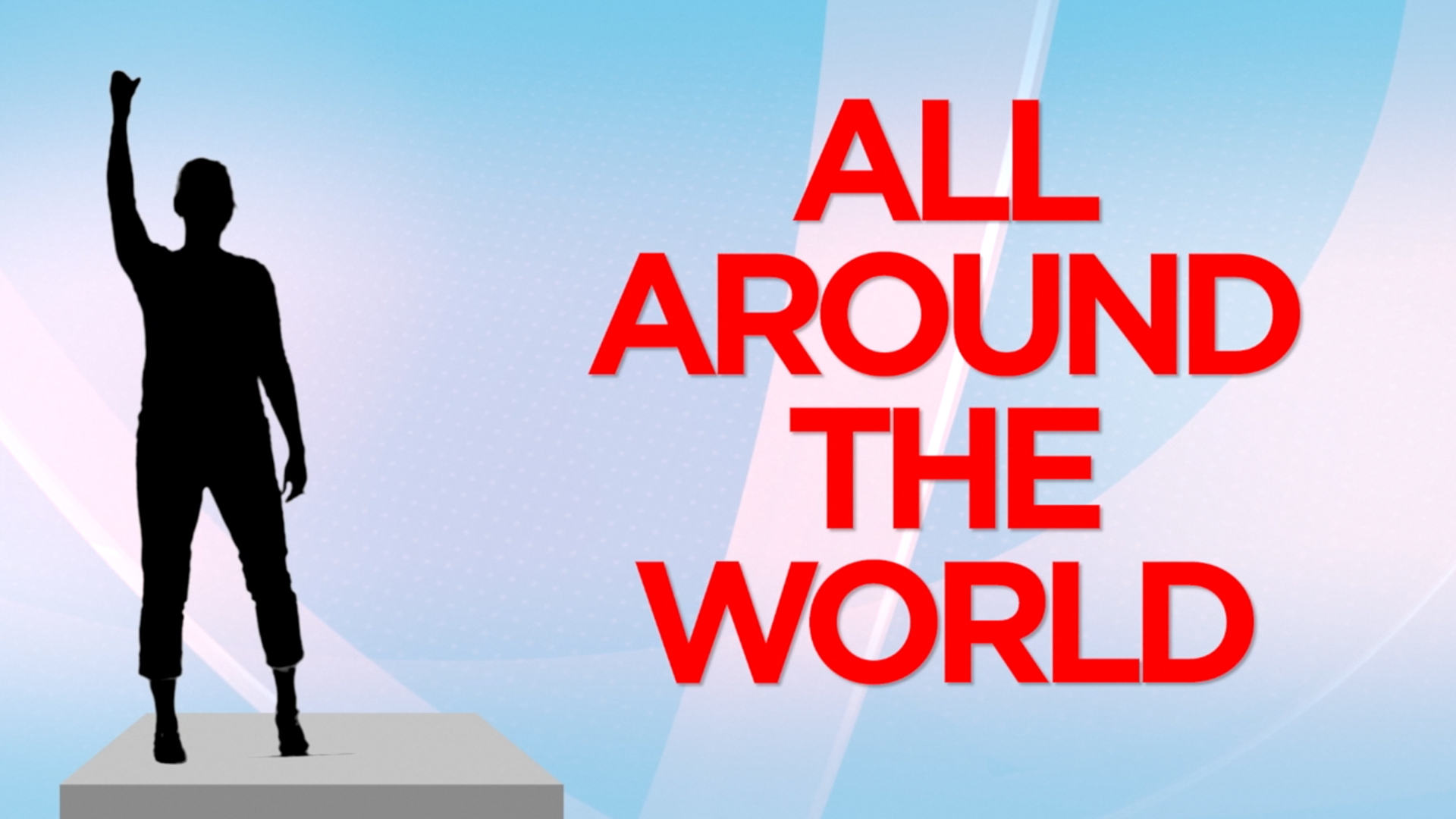 around the world song - HD 1920×1080