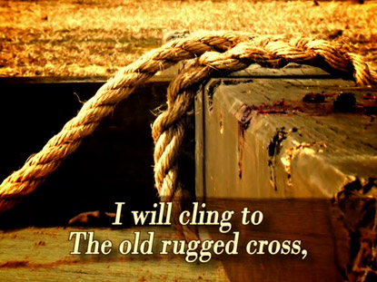 Old Rugged Cross Video Worship Song Track With Lyrics