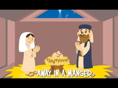 Away In A Manger Yancy Song Tracks Worshiphouse Kids
