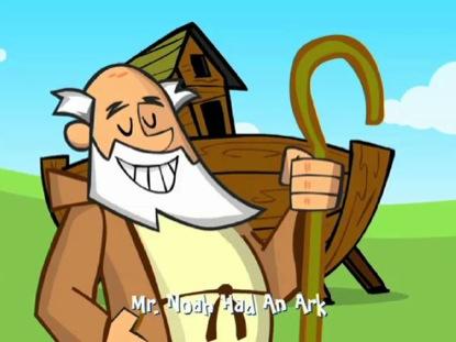 MR. NOAH HAD AN ARK