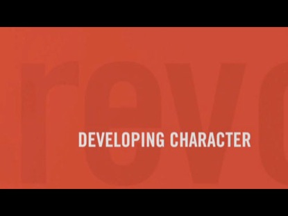 REVOLUTIONARY PARENTING 4: DEVELOPING CHARACTER