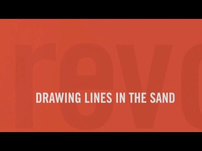 REVOLUTIONARY PARENTING 5: DRAWING LINES IN THE SAND