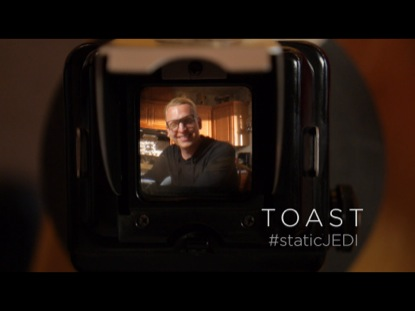 STATIC JEDI: COFFEE & TOAST WITH JESUS