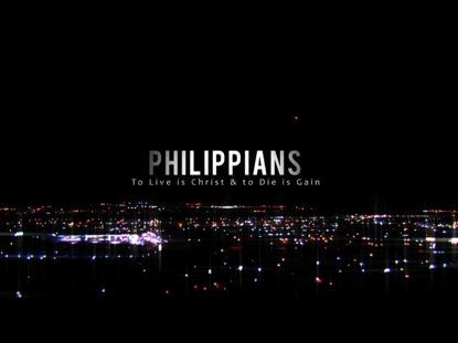 PHILIPPIANS SESSION 04