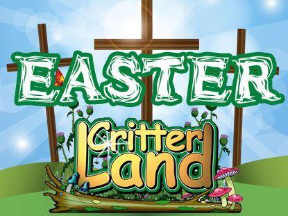 CRITTER LAND: EASTER