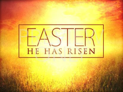 RISEN EASTER 1 STILL