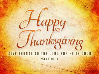 GIVE HAPPY THANKS
