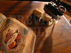 COMMUNION AND BIBLE