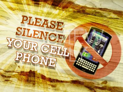 cell phone reminder