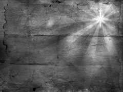 TEXTURED STARRY NIGHT BLACK AND WHITE
