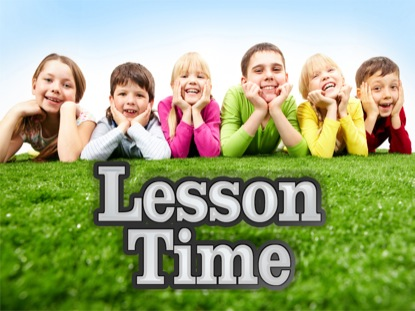 LESSON TIME 1