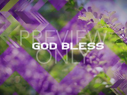 NATURE GOD BLESS