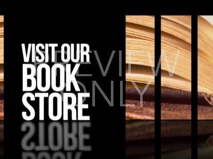 ANNOUNCEMENTS 01 VISIT OUR BOOKSTORE STILL