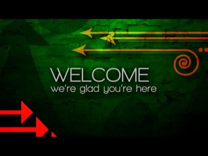 ARROWS 01 WELCOME STILL
