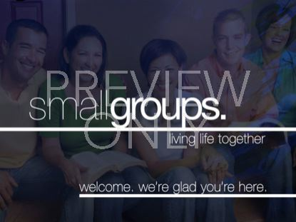 SMALL GROUP 01 WELCOME STILL