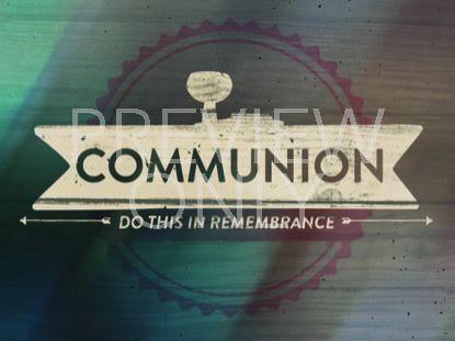 AUTUMN PRAISE COMMUNION STILL