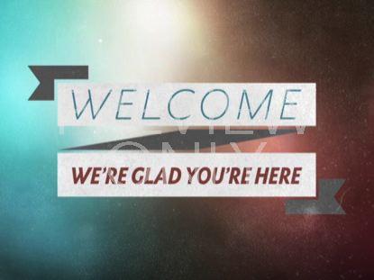 BOKEH GRADIENTS WELCOME
