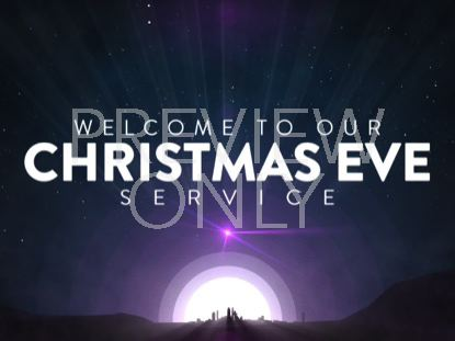 BORN CHRISTMAS EVE
