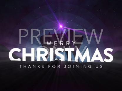 BORN MERRY CHRISTMAS