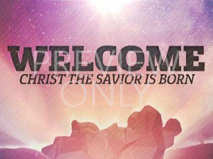 CHRISTMAS SKY WELCOME 01 STILL