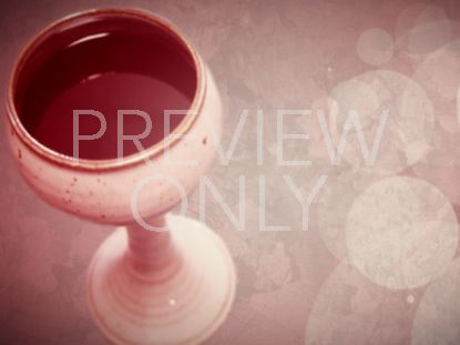 COMMUNION CUP BLANK STILL