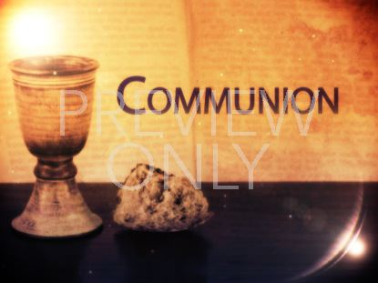 COMMUNION TITLE