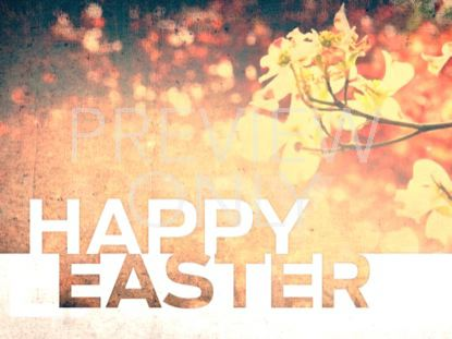HAPPY EASTER STILL