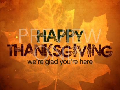 HAPPY THANKSGIVING 03