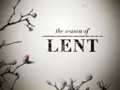 LENT SEASON TITLE STILL