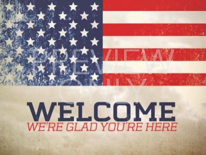 MEMORIAL DAY FREEDOM WELCOME