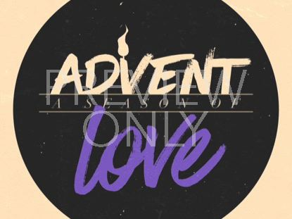 MODERN ADVENT TITLE LOVE