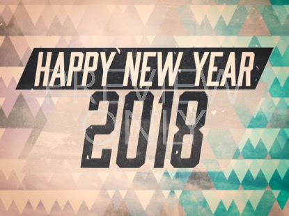NEW TRIANGLES NEW YEAR 2018