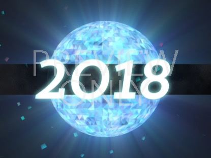 NEW YEARS GLOW 2018