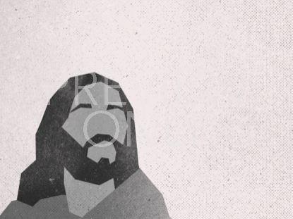 PAPER (JESUS) STILL