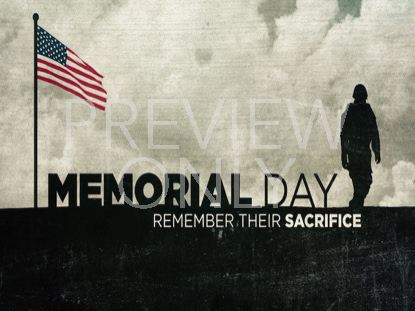 REMEMBER THEIR SACRIFICE TITLE 01