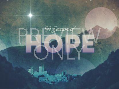SUBTLE ADVENT HOPE STILL