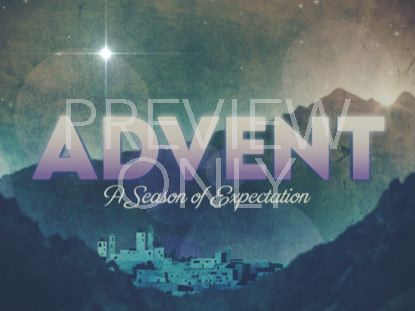 SUBTLE ADVENT TITLE STILL