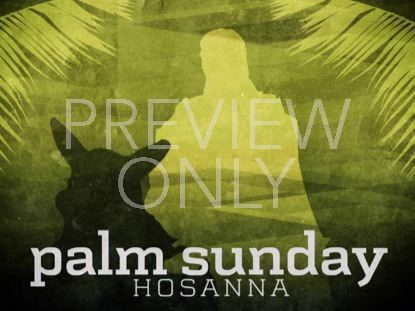 SUBTLE PALM SUNDAY TITLE
