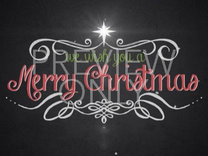 VINTAGE CHRISTMAS EVE MERRY CHRISTMAS STILL