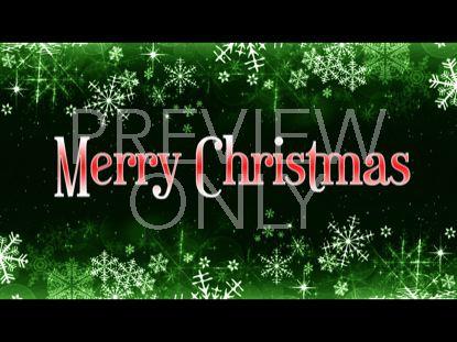 FLAKY MERRY CHRISTMAS