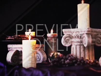 COMMUNION CANDLES STILL 5