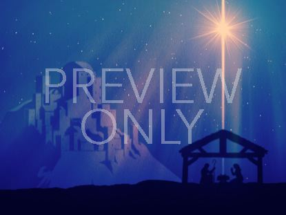 NATIVITY SKY STILL 1