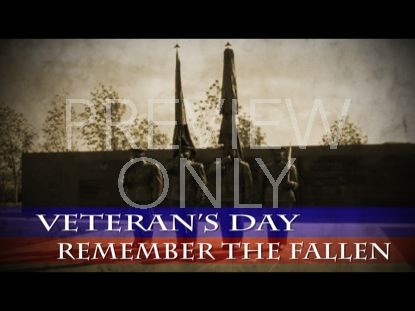 REMEMBER THE FALLEN STILL