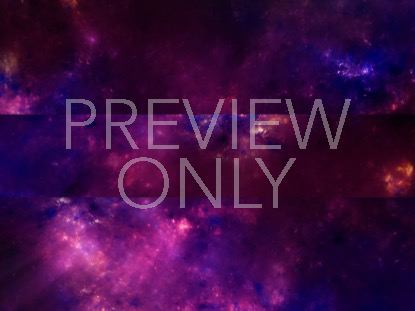 SPACE UPWARD SCROLL PINK AND BLUE HORIZONTAL BAR