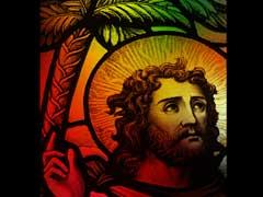 JESUS PALM SUNDAY
