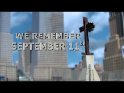 CROSS GROUND ZERO WE REMEMBER STILL