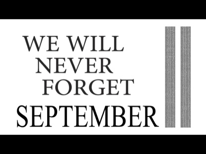 HONOR REMEMBER NEVER FORGET STILL