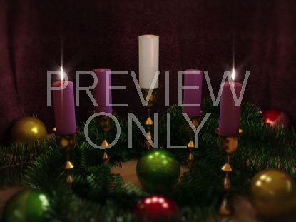 ADVENT CANDLES TWO